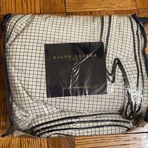 NWT Ralph Lauren home king comforter cover/ duvet